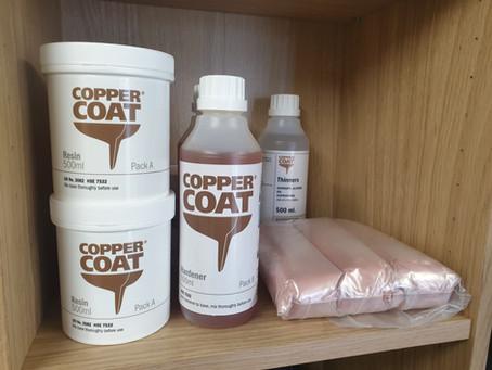 New Sponsor - Coppercoat Antifoul