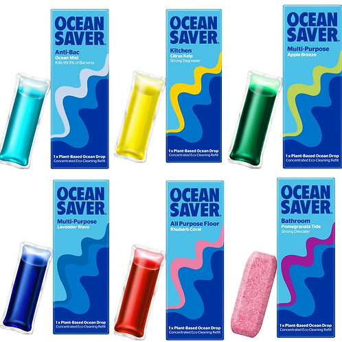 OCEAN SAVER CLEANING DROPS
