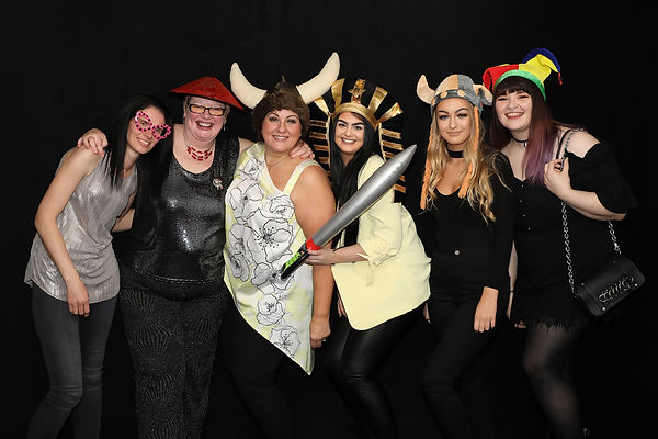 North West photo booth hire photography