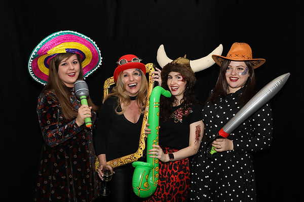 Photo Booth Hire in Warrington