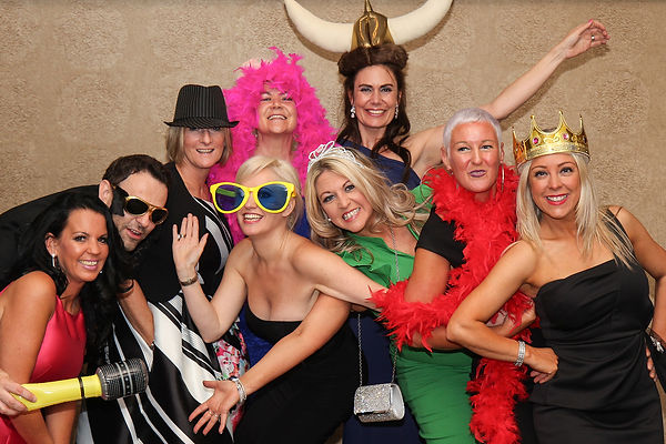 Event photographer photo booth north west
