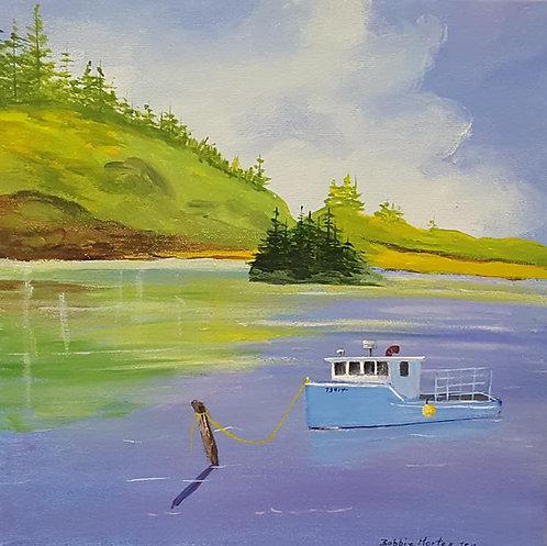 A Quiet Nova Scotia Cove