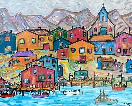 Parson's Harbour