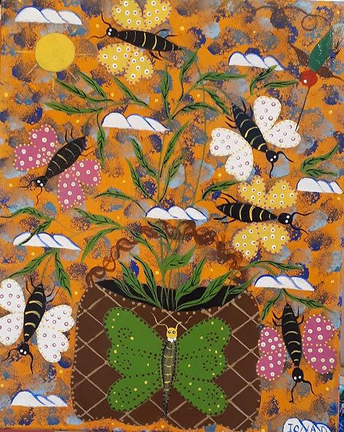Luxurious Butterflies
