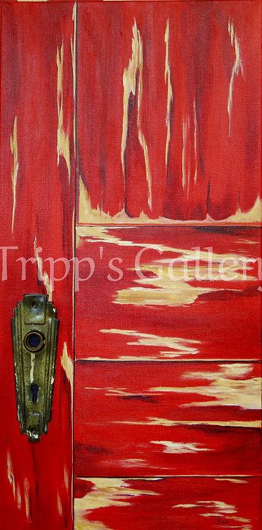 Through the Red Door