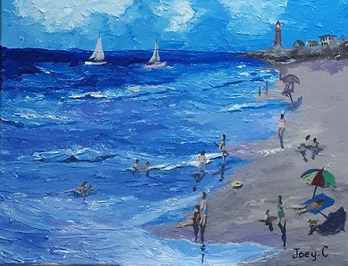 Yarmouth Beach