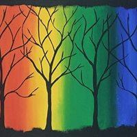 The Rainbow Trees