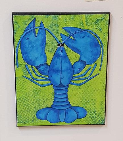 Blue Lobster 2