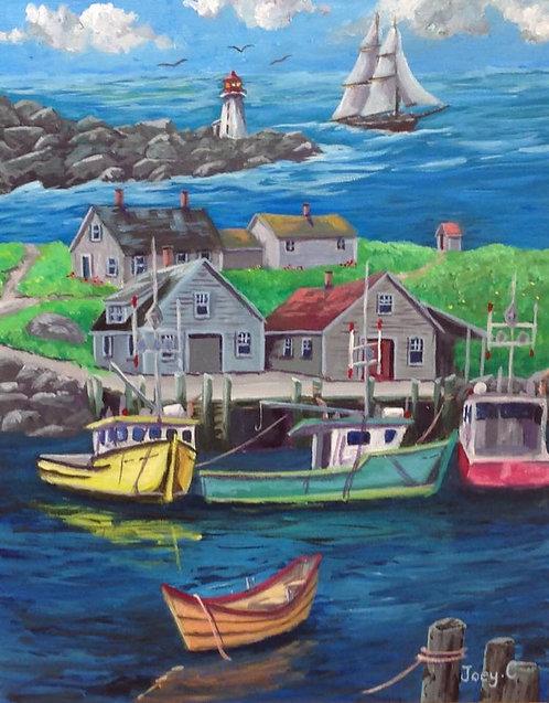 Grandpa's Wharf