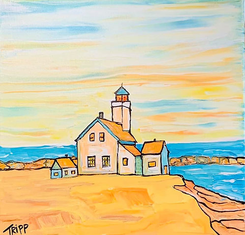 Sandy Point Light