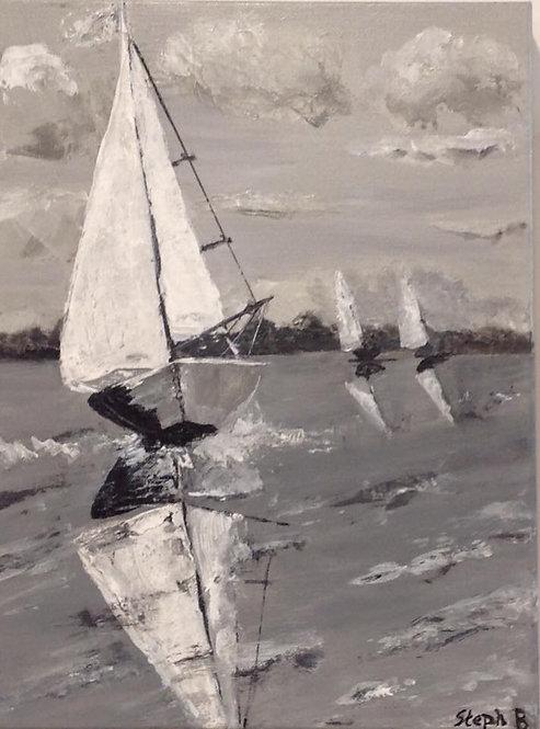 Sail By Sea
