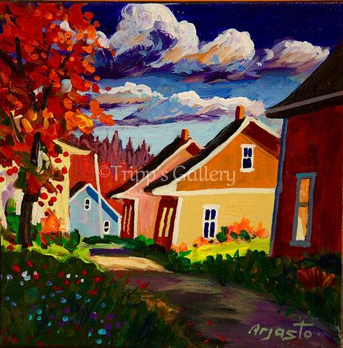Isle Orleans Quebec