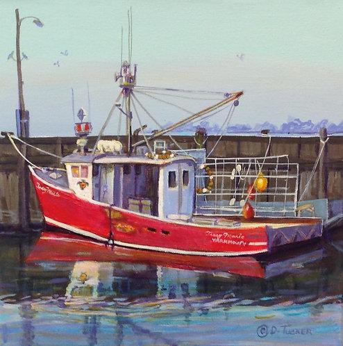 Chief's Boat, Port Maitland