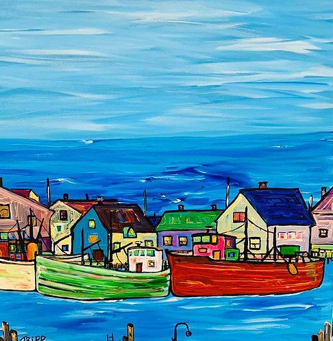 Tripp's Wharf