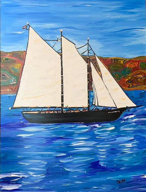 The Bluenose My Way