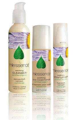 MIEssence Organic Soothing skin care pack