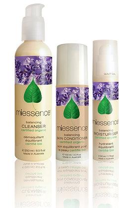 MIEssence Organic Balancing skin care pack