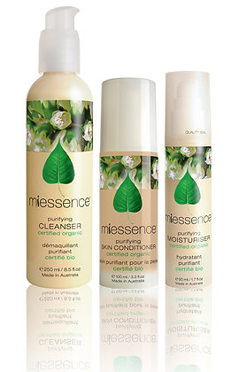 MIEssence Organic Purifying skin care pack