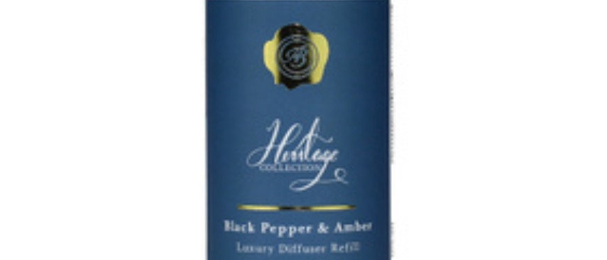 Náplň do difuzéru BLACK PEPPER & AMBER 300 ml