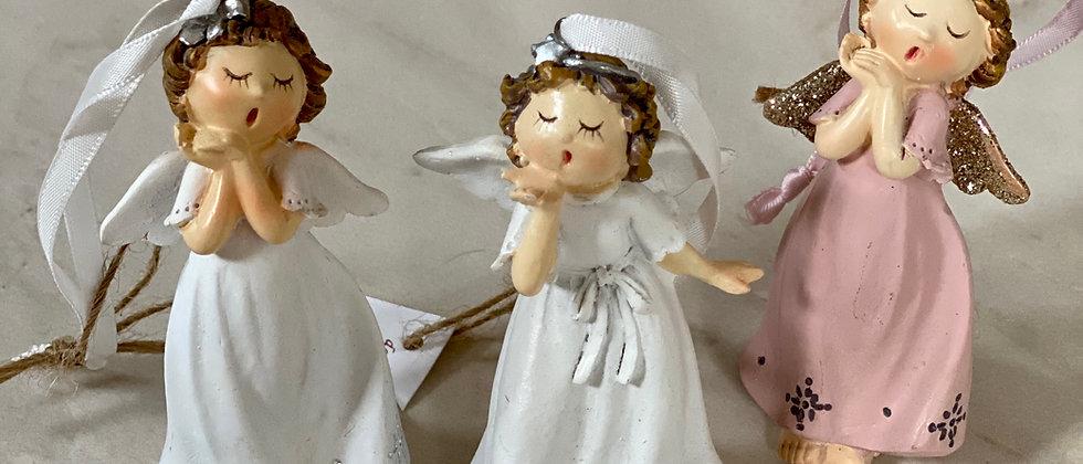 Vánoční figurka - andělíček