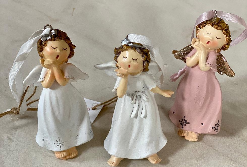 Vánoční figurky - andělíčci