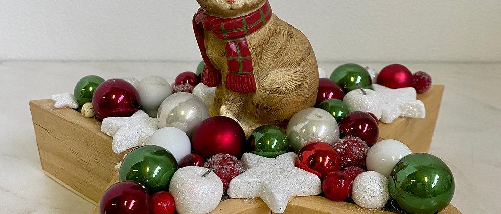 Vánoční aranžmá Gliese