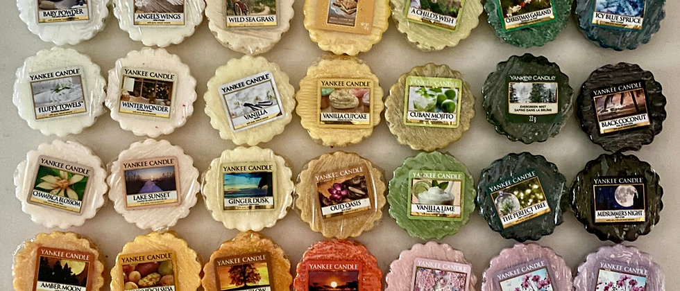 Yankee Candle vosk