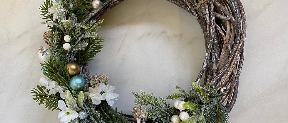 Vánoční věnec Keid