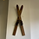Thumbnail: Dřevěné lyže