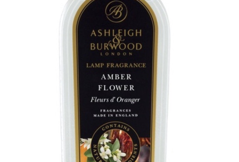 Náplň do katalytické lampy AMBER FLOWER (květy ambry), 500 ml