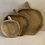Thumbnail: Dřevěná miska jablíčko