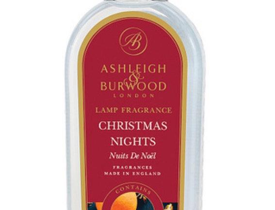 Náplň do katalytické lampy CHRISTMAS NIGHTS, 500 ml