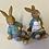 Thumbnail: Figurka sedící zajíc