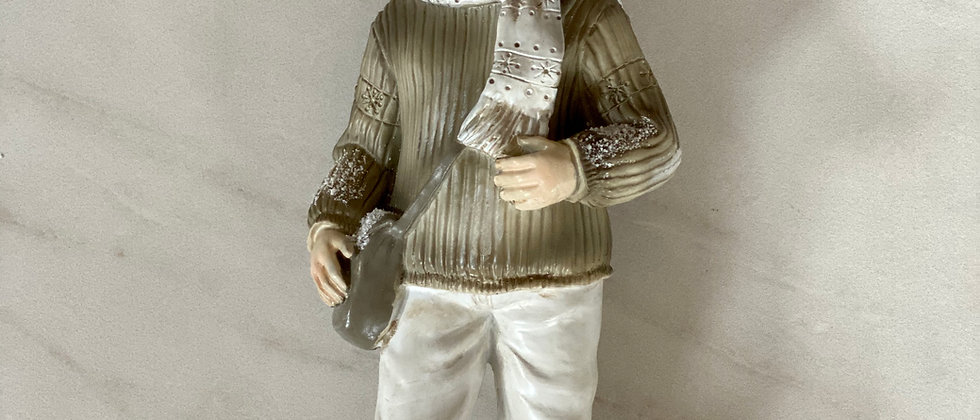 Vánoční figurka - chlapeček