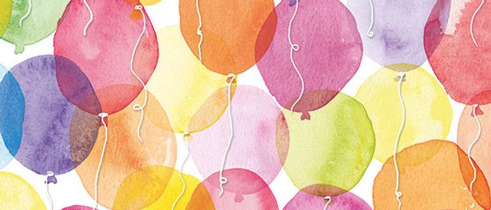 Ubrousky balónky
