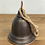 Thumbnail: Kovový zvonek