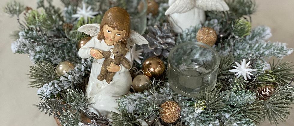 Vánoční svícen Tabit