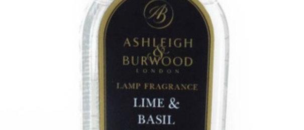 Náplň do katalytické lampy LIME & BASIL 500 ml