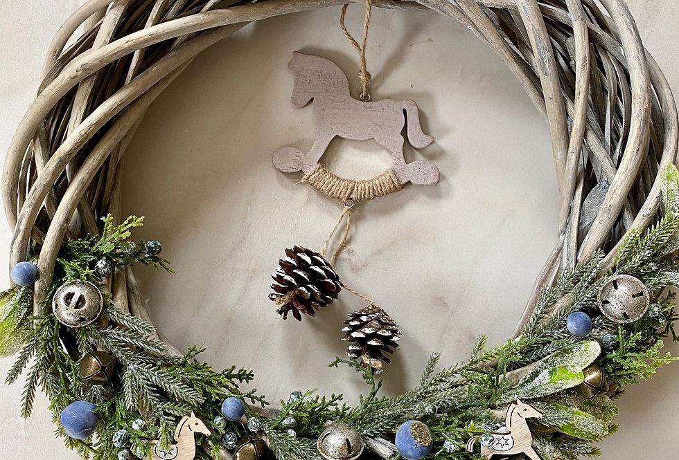 Vánoční věnec Navi
