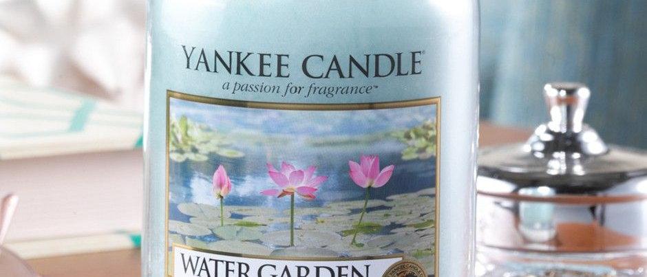 Yankee Candle - Water Garden