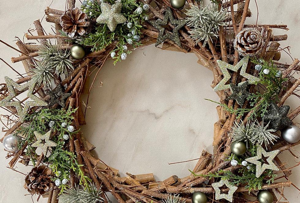 Vánoční věnec Achird