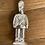 Thumbnail: Ozdoba stříbrný vojáček