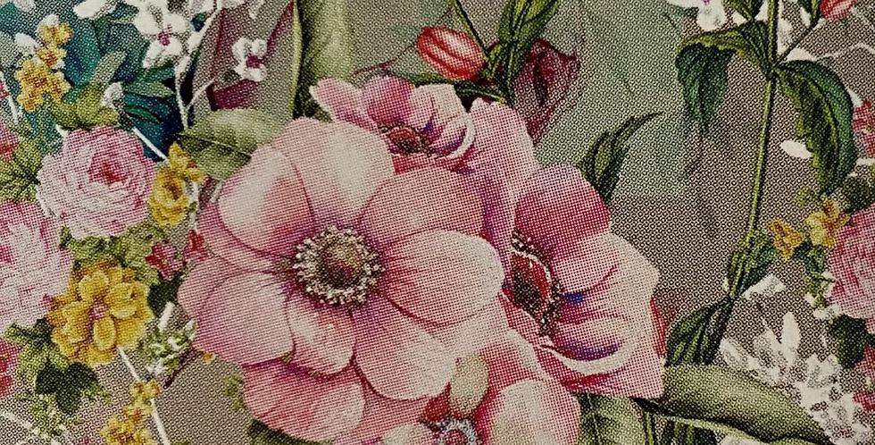 Ubrousky květiny