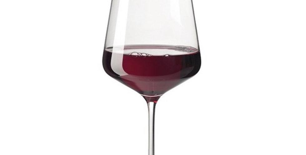 Set skleniček na červené víno