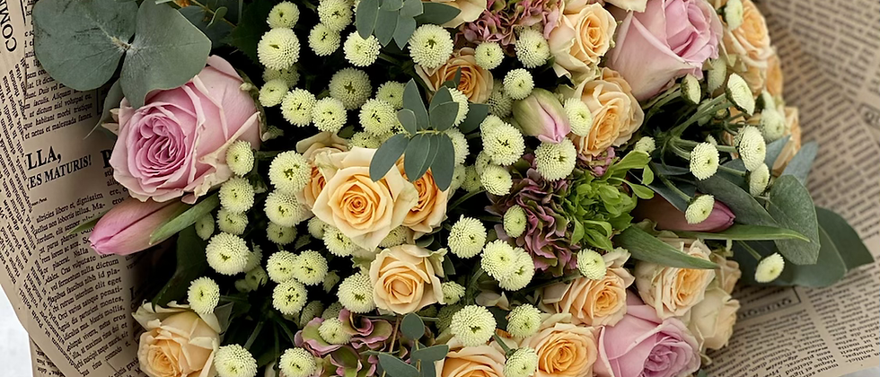 Živá kytice
