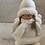 Thumbnail: Plyšová andělka
