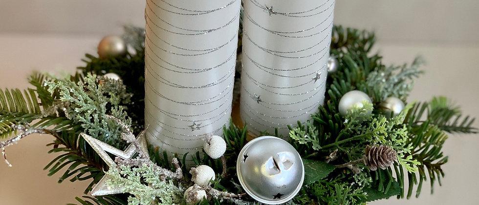 Vánoční aranžmá Sceptrum