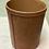Thumbnail: Koženkový koš na odpadky