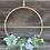 Thumbnail: Kruh s květinami