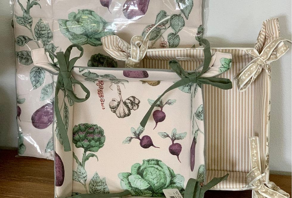 Textilní košík